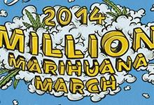 Эксклюзивный фотоотчет: Million Marihuana March 2014, CZ