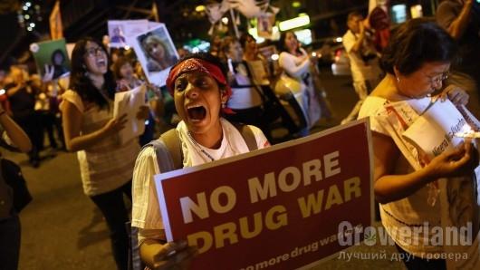 Противников наркотиков стоит отрезвить